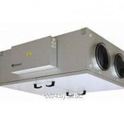 Вентиляционная установка SYSTEMAIR Topvex FRтеплообменник сдвоенный роторный фото