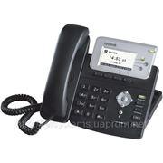 SIP-телефон на 3 линии и 3 кнопки управления Yealink SIP-T22 фото