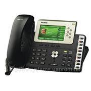 SIP-телефон для руководителя на 6 линий с кнопками управления Yealink SIP-T38G фото