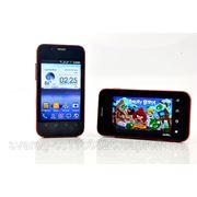 3,5-дюймовый Android Phone Dex - процессор 1 ГГц, Dual SIM, красный фото