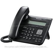 IP-телефон PANASONIC KX-UT113RU-B Black фото