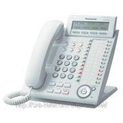 IP-телефон Panasonic KX-NT346RU White для АТС Panasonic KX-TDA (v.5.0) /TDE фото
