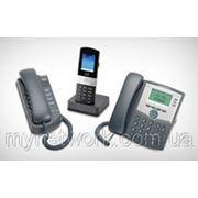 IP телефоны CISCO SB SPA 300 серии фото