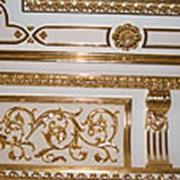 Сусальное золото техника нанесения фото
