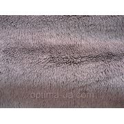 Вельбо милированый отделочный мех фото