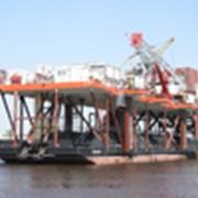Плавучая погружная буровая установка «Обская-1» фото