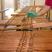 Немеханическая обработка древесины фото
