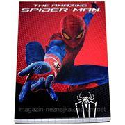 Блокнот А7 48л Kite Spider-Man SM13-224K фото