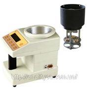 Измеритель температуры размягчения нефтебитумов по методу кольца и шара ИКШ-МГ4 фото