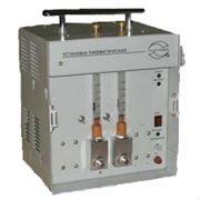 Установка УП 12 АС пневматическая 2-х канальная (21 литр/мин) фото