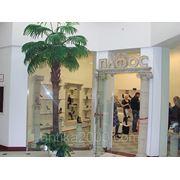 Колонна декоративная из керамики D=230 мм фото
