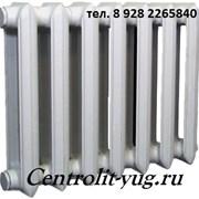 Радиаторы чугунные фото