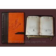 Ежедневник в стиле 19 века фото