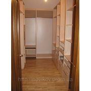 Гардеробные комнаты. Гардиробные шкафы. Удобно, быстро, недорого. фото
