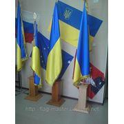 Флаги кабинетные фото