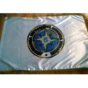 Прапор та герб Державної міграційної служби фото