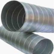 Воздуховоды спирально-навивные круглого сечения фото
