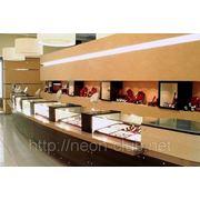 Изготовление торгово-выставочного оборудования фото