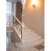 Лестницы мраморные фото