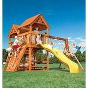 Детские площадки и тренажеры фото