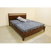 Кровати из натурального дерева фото