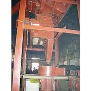 Магнитный сепаратор барабанный предназначен для удаления магнитных металлических включений из потока сепарируемого материала в сухой среде фото