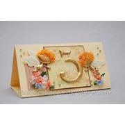 Банкетные карточки ручной работы фото