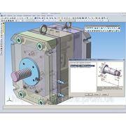 Моделирование пресс-форм для литья пластмасс фото