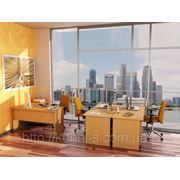 Недорогая офисная мебель для персонала фото