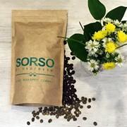 Кофе SORSO свежеобжаренный 100% арабика фото