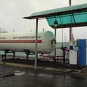 Резервуары наземные для газонаполнительных станций фото