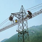 Строительство воздушных линий электропередач напряжением до 110 Кв и выше, трансформаторных подстанций, монтаж силового энергетического оборудования, прокладка энергетических кабелей фото