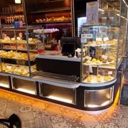 Спец мебель для кафе и баров, барные стойки фото