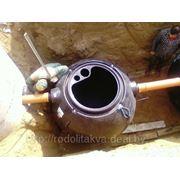 Пескоилоотделитель EuroHEK OMEGA /(2000-80000 литров).. фото