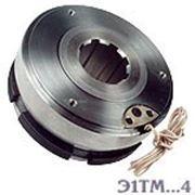 Э1ТМ…4 муфты электромагнитные с бесконтактным токоподводом фото