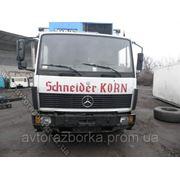 Кабина Mercedes-Benz 1117 фото
