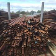 Труба б/у НКТ 60х5 мм. Used steel pipe 60х5 mm. фото