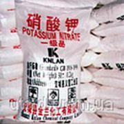 Калиевая селитра (калий азотнокислый, нитрат калия, калийная селитра) фото