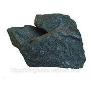 Камінь бутовий чорний фото