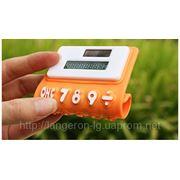 Калькулятор силиконовый гибкий от солнца много цветов прикольный подарок фото