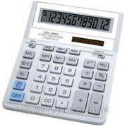Калькулятор Citizen SDС-888XWH фото