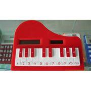 Калькулятор пианино рояль оригинальный на от солнечной энергии фото