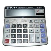 Калькулятор SHARP 2136 фото