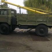 Ямобур БМ 302 на базе ГАЗ 66, пробег 1900км, с хранения. 200000грн., есть б/у дешевле. фото