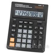 Калькулятор CITIZEN SDC-444S фото