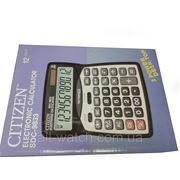 Калькулятор настольный CITIZEN SDC-9833 фото