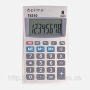 Калькулятор электронный 8 разрядов с кошельком, 98 * 57 * 10мм фото