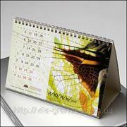 Настольные календари, календари-домики в Донецке фото