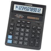 Калькулятор CITIZEN настольный SDC-888, 12 разрядов фото