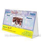 Изготовление настольных календарей фото